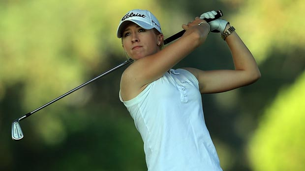 Jodi Ewart at the 2012 Kraft Nabisco Championship