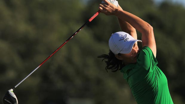 Katie Futcher during the second round of the 2012 Manulife Financial LPGA Classic