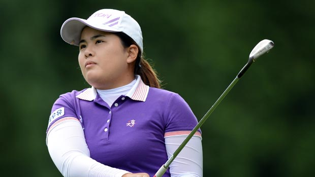 Inbee Park during the first round of the 2012 CN Canadian Women's Open