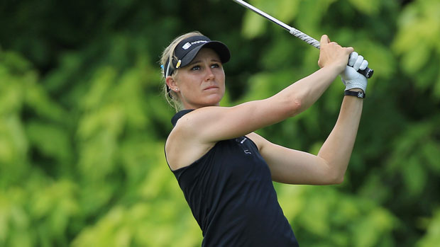 Ryann O'Toole at the HSBC Women's Champions 2012