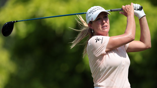 Cristie Kerr at the HSBC Women's Champions 2012