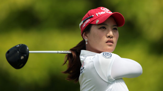 So Yeon Ryu at the HSBC Women's Champions 2012