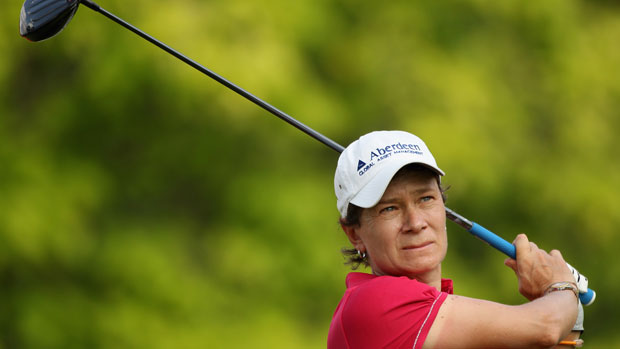 Catriona Matthew at the HSBC Women's Champions 2012