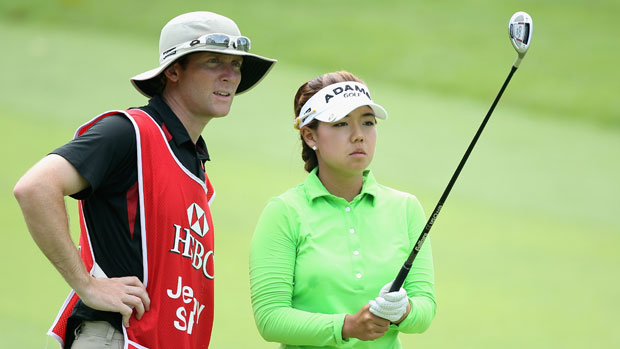 Jenny Shin at the HSBC Women's Champions 2012