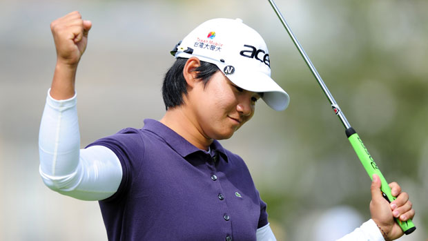 Yani Tseng at the Kia Classic 2012