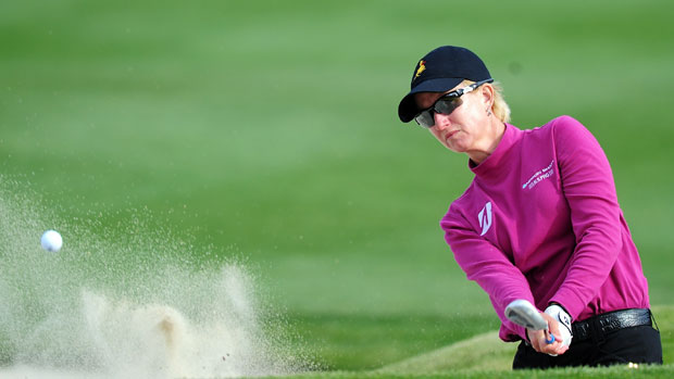 Karrie Webb at the Kia Classic 2012