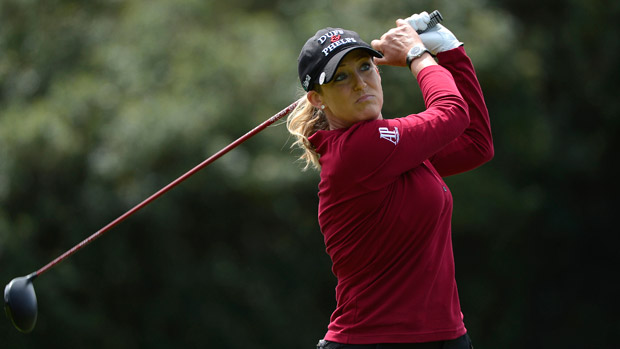 Cristie Kerr during the first round of the Kia Classic