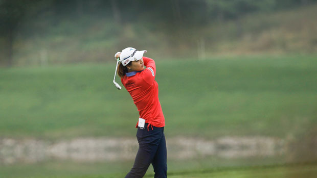 So Yeon Ryu during the second round of the 2013 Reignwood LPGA Classic