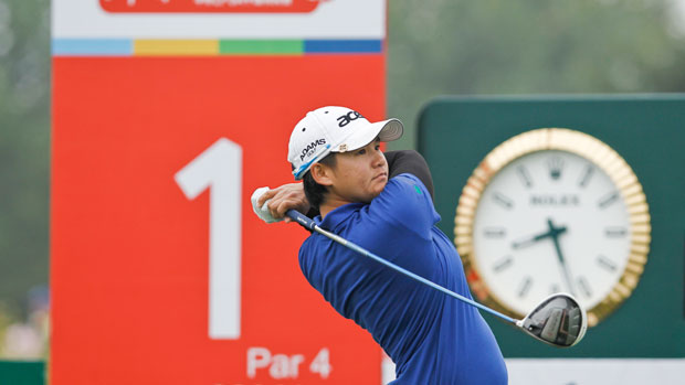 Yani Tseng during the second round of the 2013 Reignwood LPGA Classic