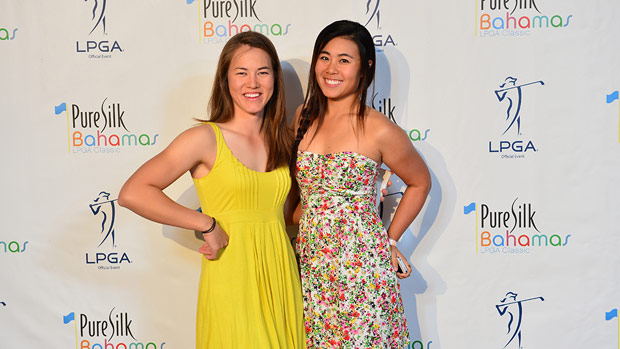 LPGA Players enjoy Pro-Am Party at Pure Silk Bahamas LPGA Classic