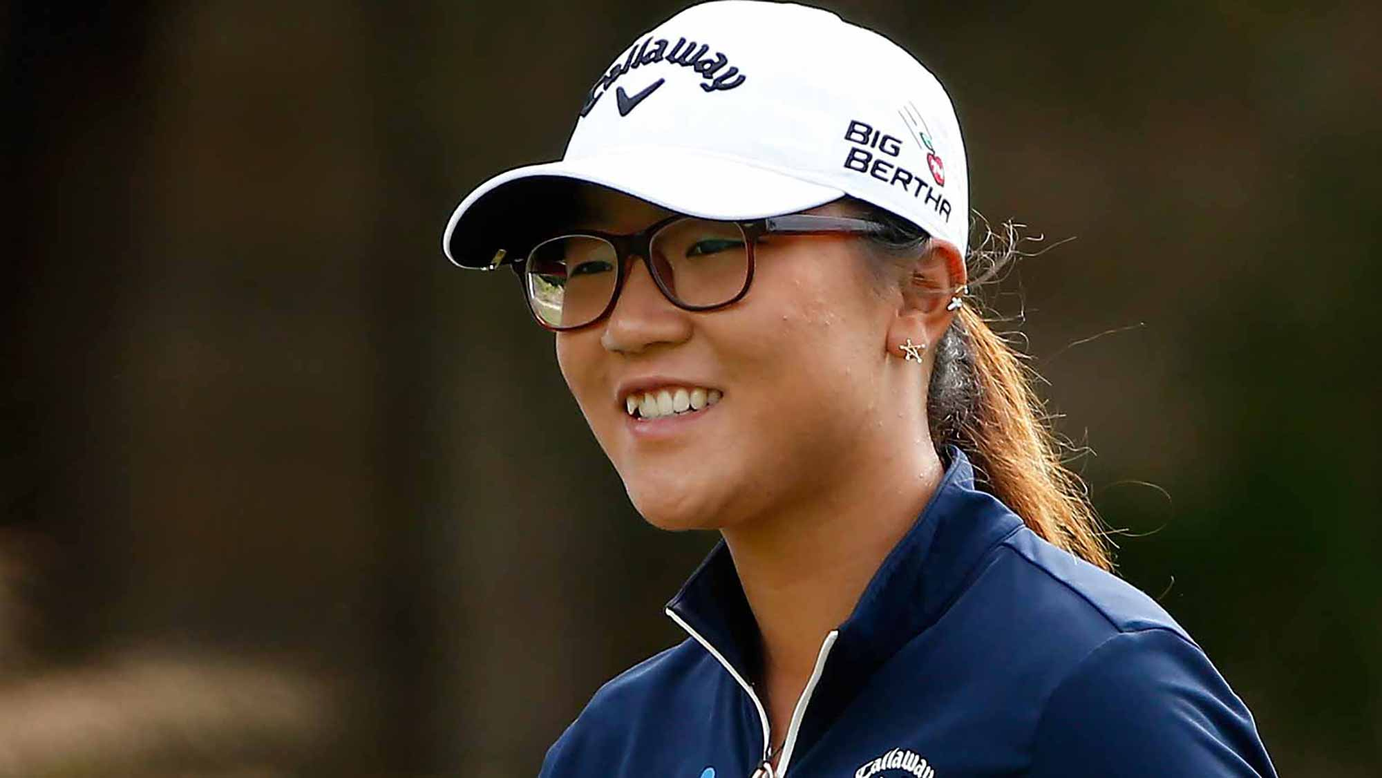 Lydia Ko during the third round of the 2014 CME Group Tour Championship