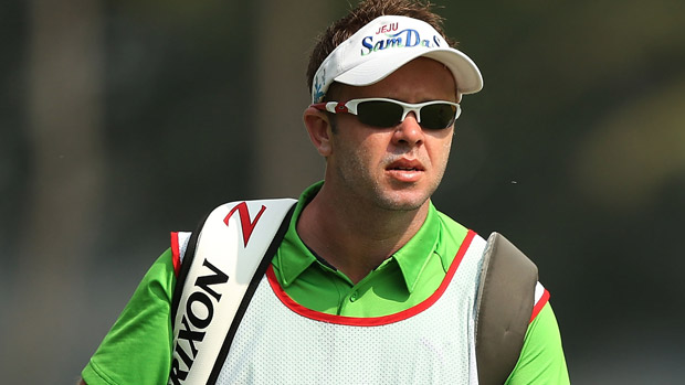 Brad Beecher during the third round of the HSBC Women's Champion