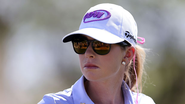 Paula Creamer during the third round of the 2014 JTBC Founders Cup