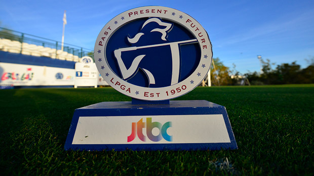 First round of JTBC Founders Cup