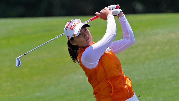 Chella Choi during the third round at the 2014 Kingsmill Championship Presented by JTBC