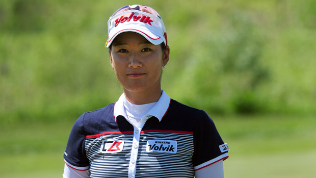 Chella Choi during the second round of the Manulife Financial LPGA Classic