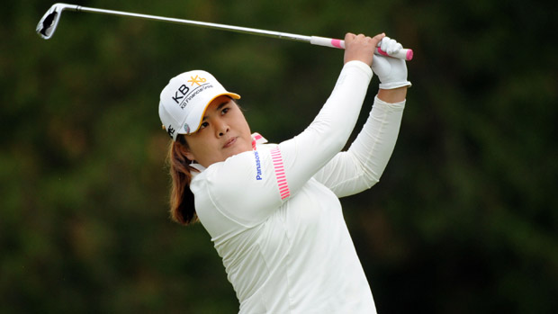 Inbee Park during the final round of the Manulife Financial LPGA Classic