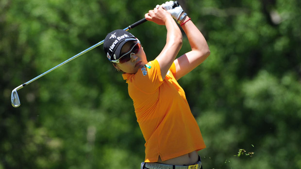Inbee Park during the third round of the Manulife Financial LPGA Classic