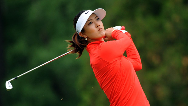 Michelle Wie during the final round of the Manulife Financial LPGA Classic