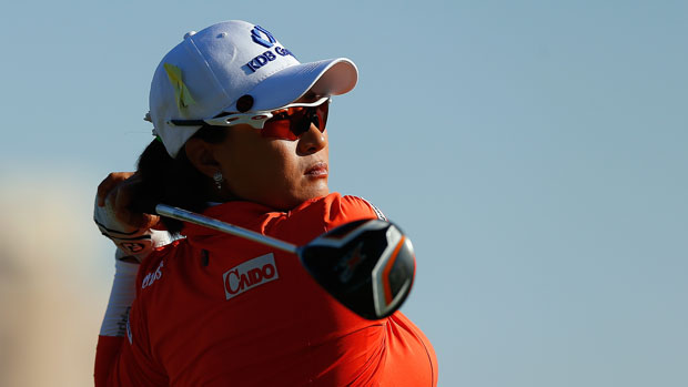 Se Ri Pak during the first round of the 2014 North Texas LPGA Shootout Presented by JTBC