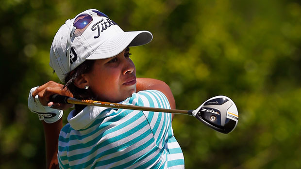 Julieta Granada during the final round of the 2014 North Texas LPGA Shootout Presented by JTBC
