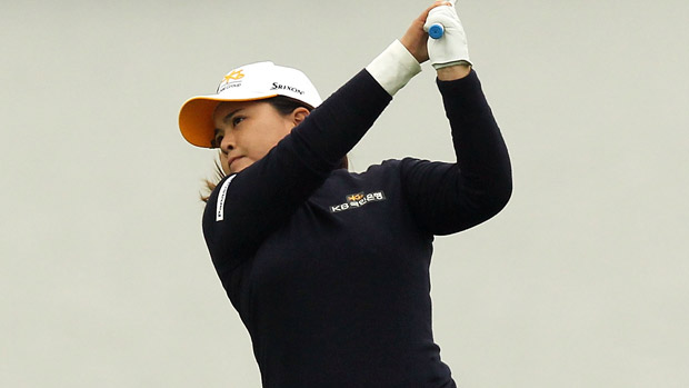 Inbee Park during the second round of the Reignwood LPGA Classic