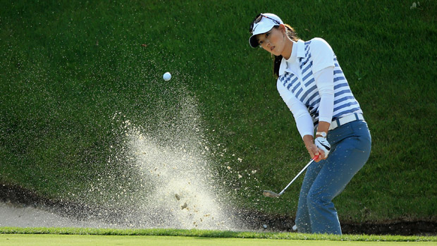 Michelle Wie during The Evian Championship