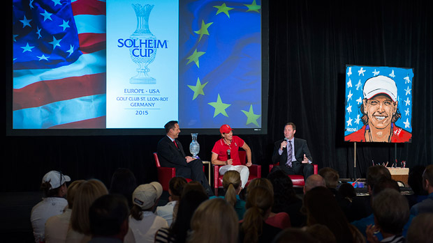 Juli Inkster announced as 2015 U.S. Solheim Cup Captain