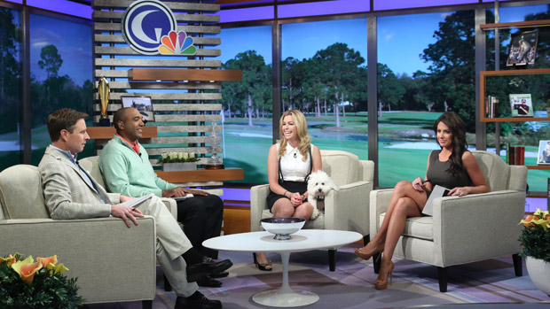 LPGA Stars Help Golf Channel Re-launch Morning Drive