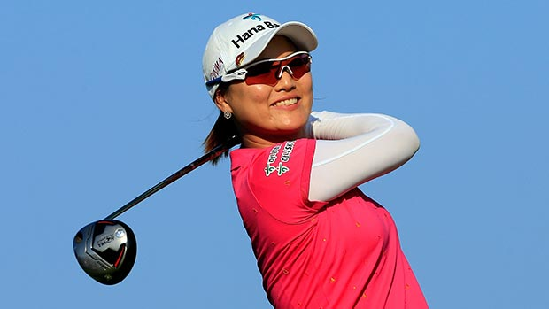 So Yeon Ryu during the final round of the Walmart NW Arkansas Championship Presented by P&G