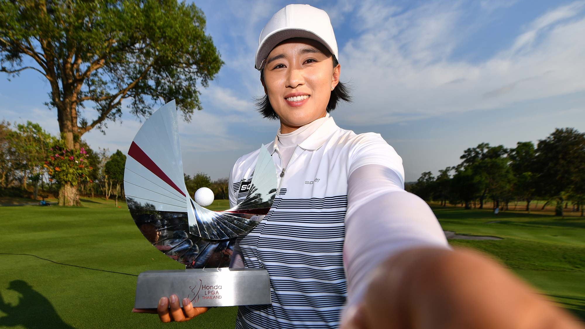 Amy Yang has her #BagsPacked for the 2020 Diamond Resorts Tournament of Champions presented by IOA after her victory at the Honda LPGA Thailand