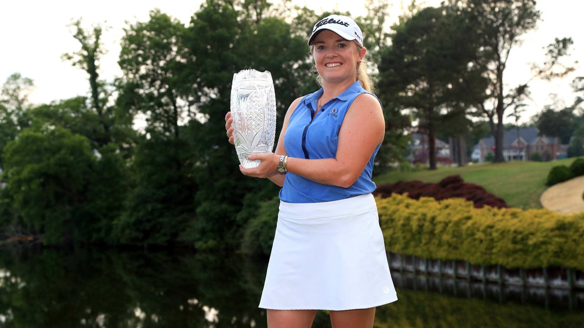 Bronte Law has her #BagsPacked for the 2020 Diamond Resorts Tournament of Champions after her victory at the 2019 Pure Silk Championship