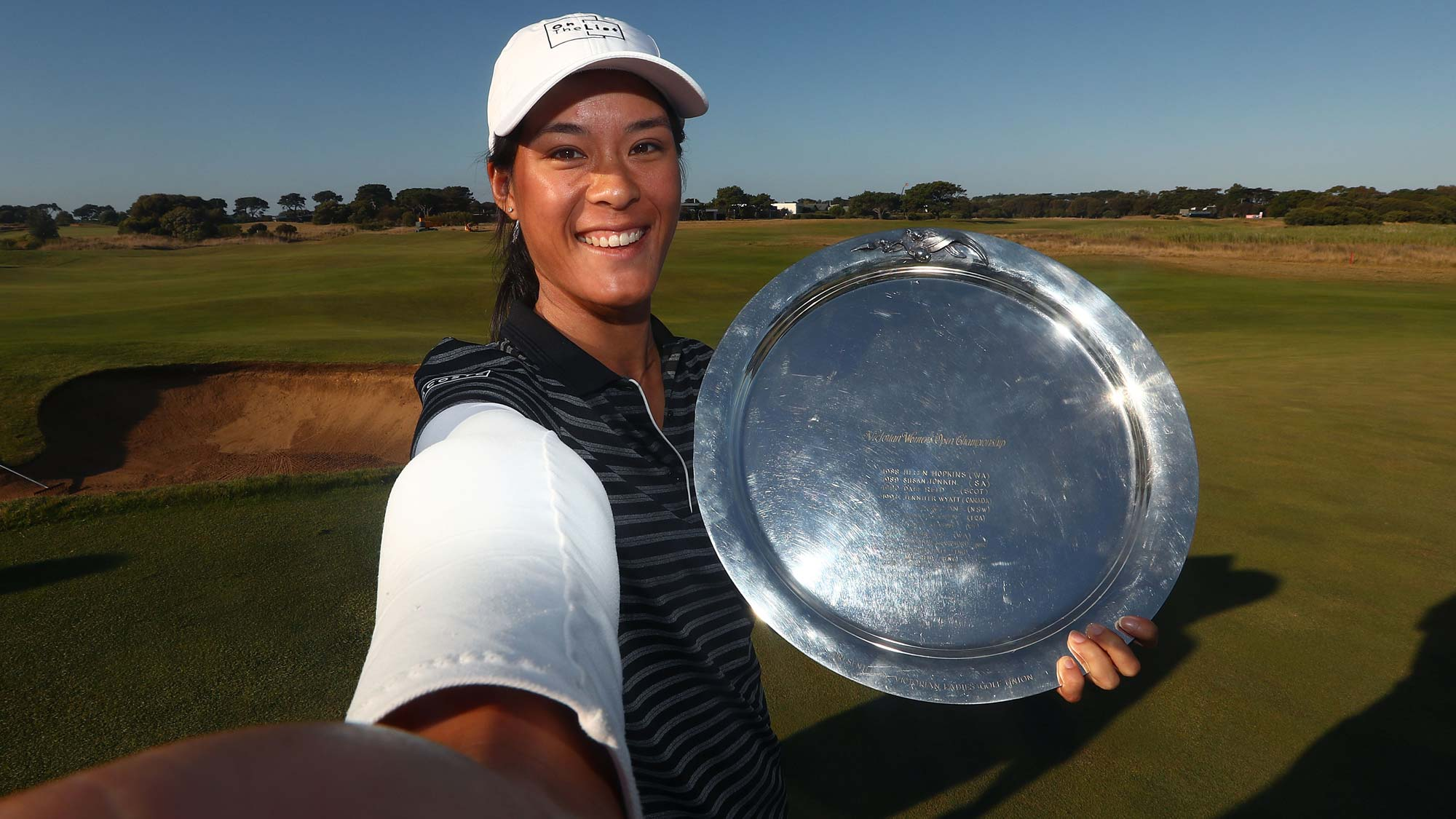 Celine Boutier has her #BagsPacked for the 2020 Diamond Resorts Tournament of Champions presented by IOA after her victory at the ISPS Handa Vic Open