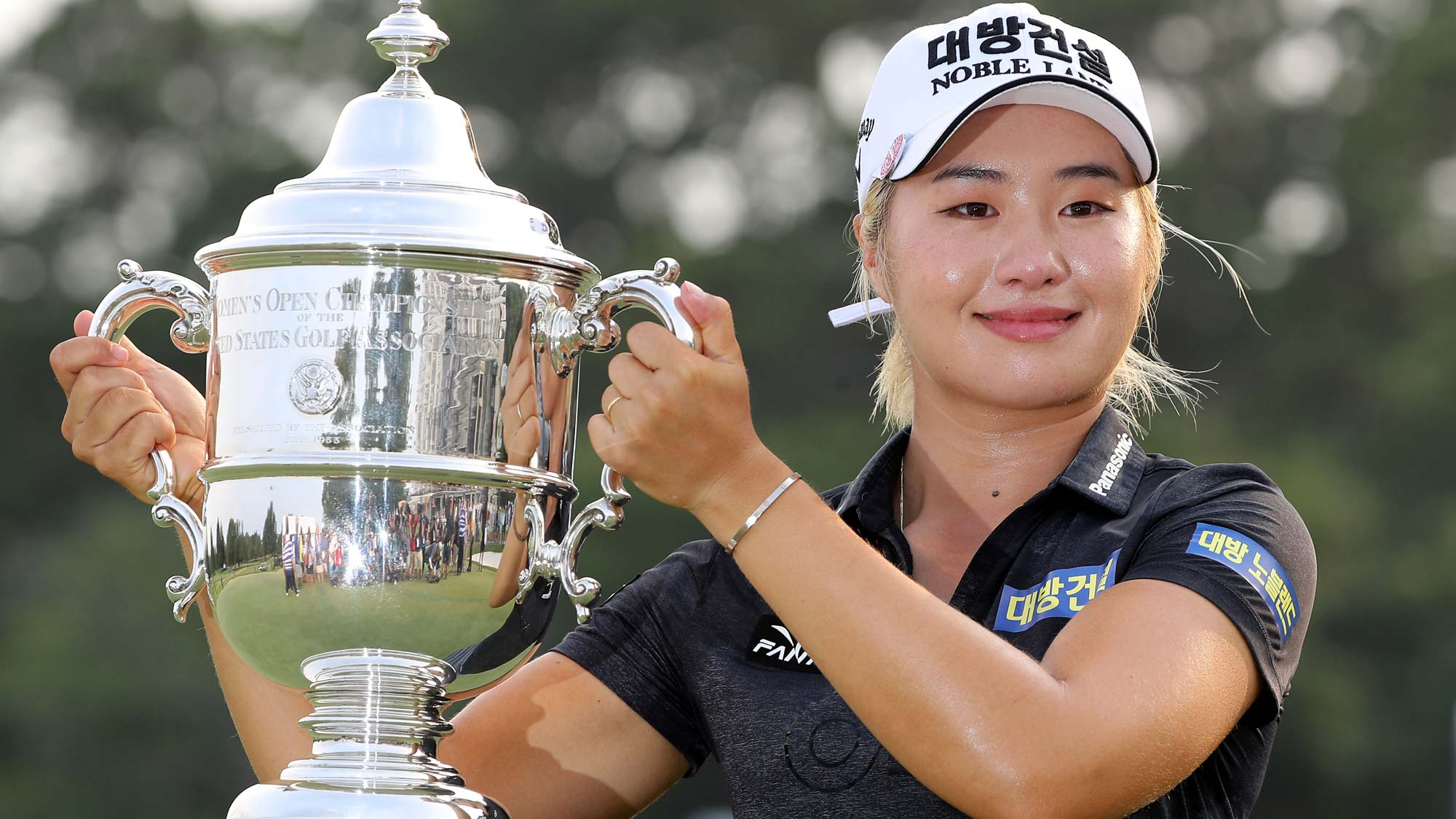 Jeongeun Lee6 has her #BagsPacked for the 2020 Diamond Resorts Tournament of Champions after her victory at the 2019 U.S. Women's Open