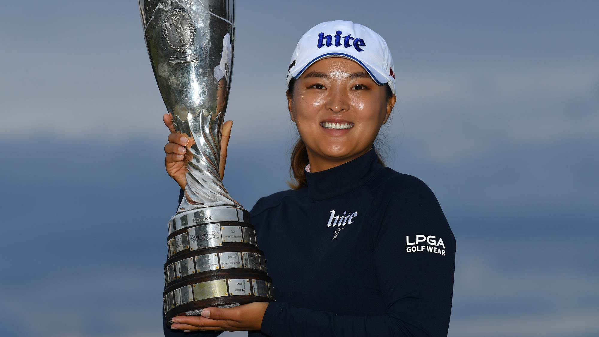 Jin Young Ko has her #BagsPacked for the 2020 Diamond Resorts Tournament of Champions after her win at the Evian Championship
