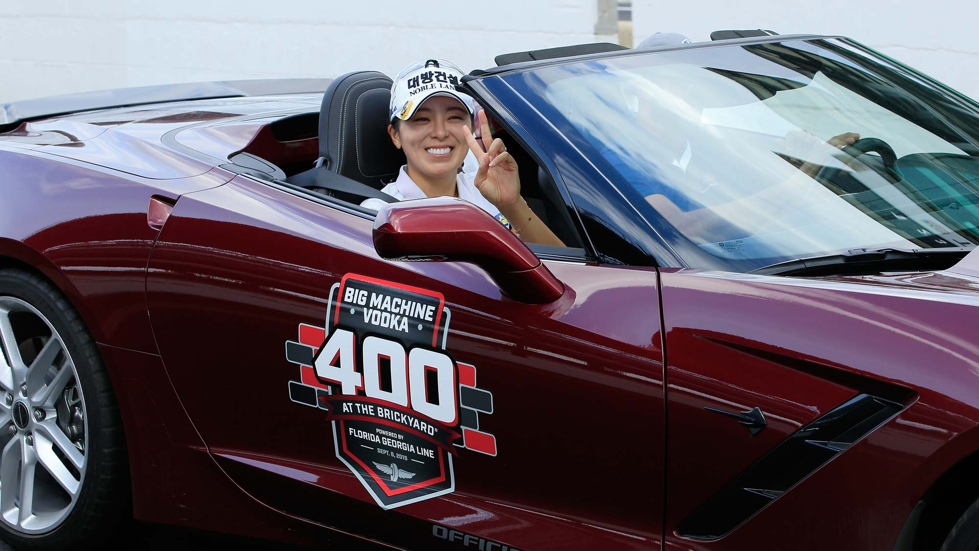 Mi Jung Hur has her #BagsPacked for the 2020 Diamond Resorts Tournament of Champions after her victory at the 2019 Indy Women in Tech Driven by Group 1001
