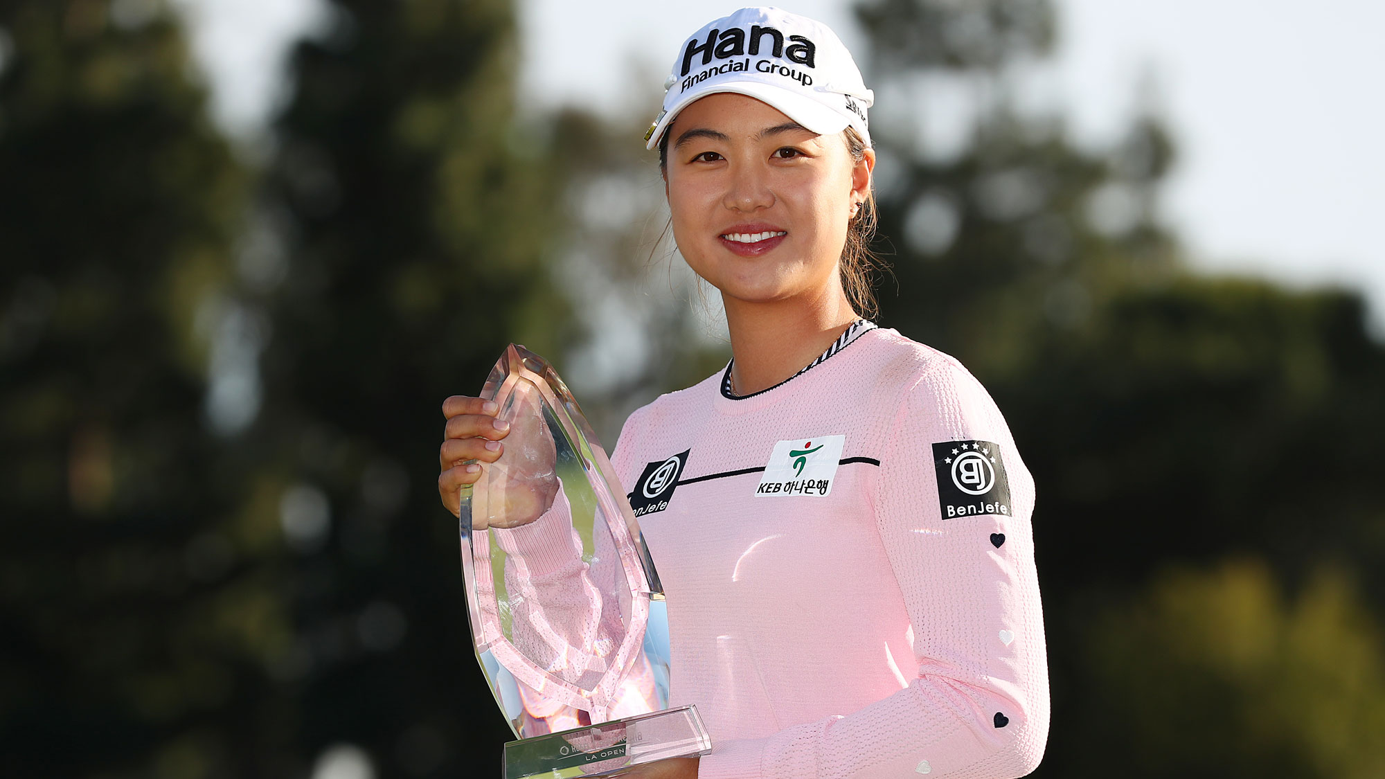 Minjee Lee has her #BagsPacked for the 2020 Diamond Resorts Tournament of Champions after her victory at the 2019 HUGEL-AIR PREMIA LA Open