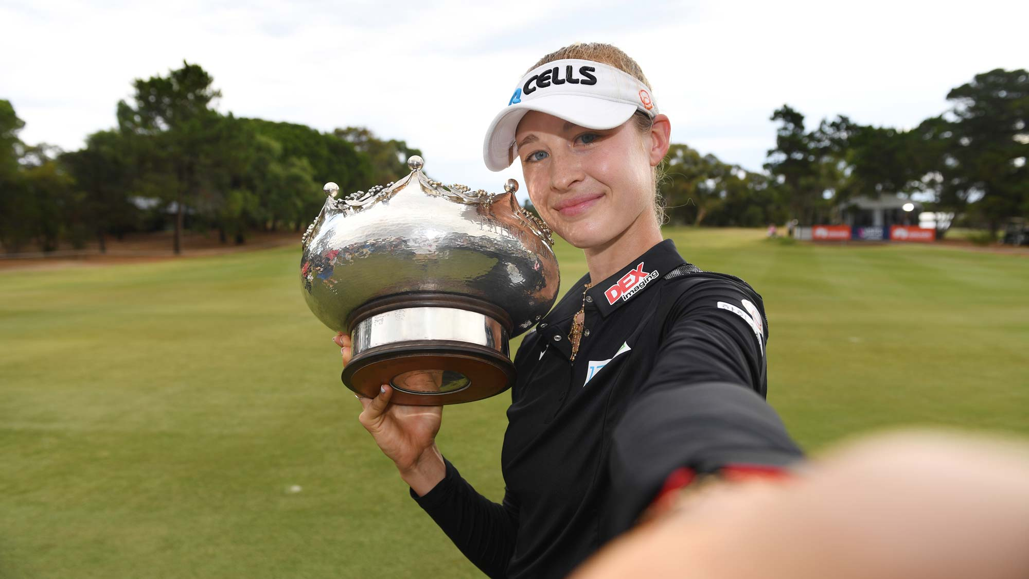 Nelly Korda has her #BagsPacked for the 2020 Diamond Resorts Tournament of Champions presented by IOA after her victory at the ISPS Women's Australian Open