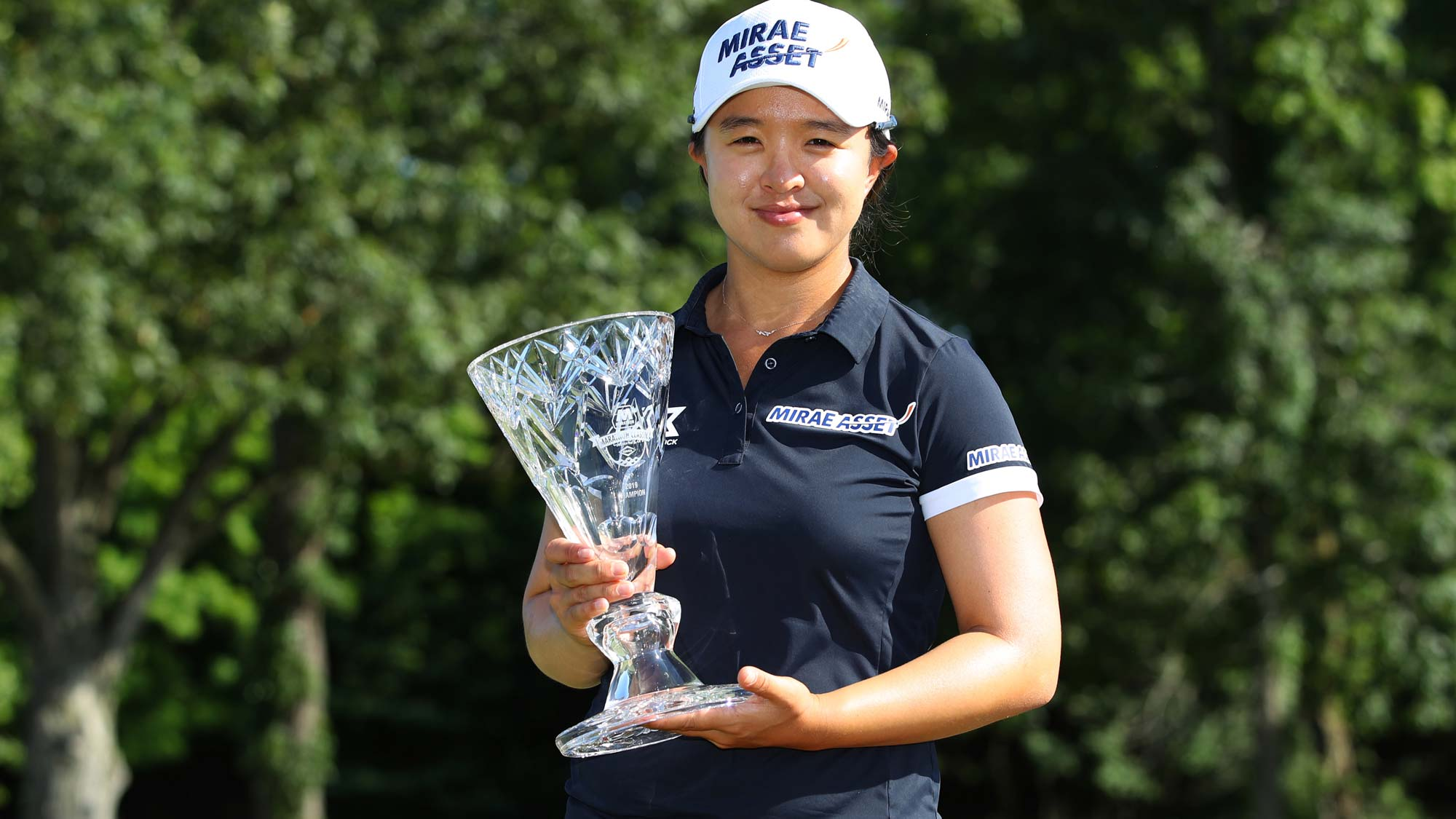 Sei Young Kim has her #BagsPacked for the 2020 Diamond Resorts Tournament of Champions after her win at the Marathon Classic