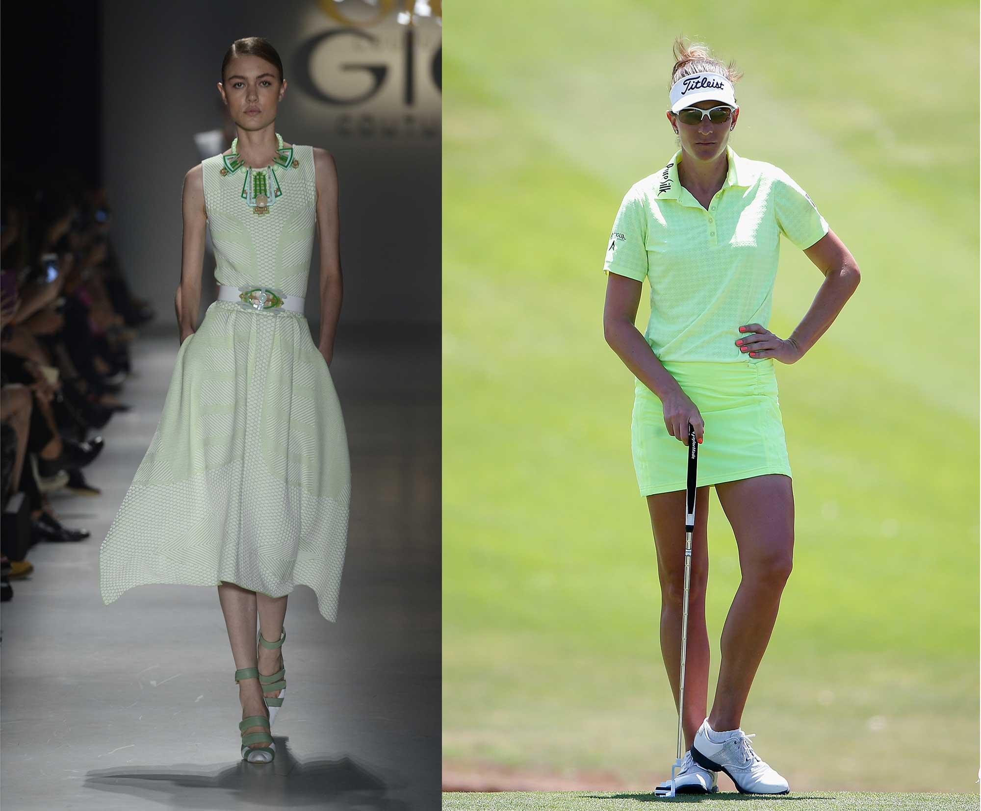 Runways to Fairways: What's Trending on Tour | LPGA | Ladies