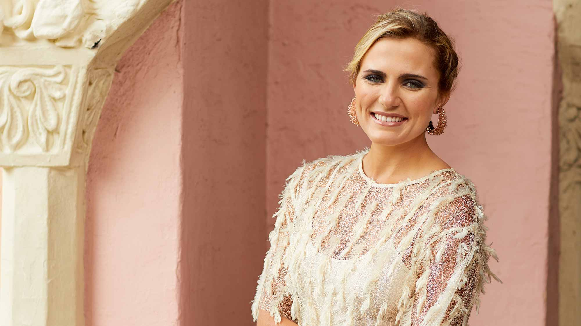 wie named most stylish woman in golf