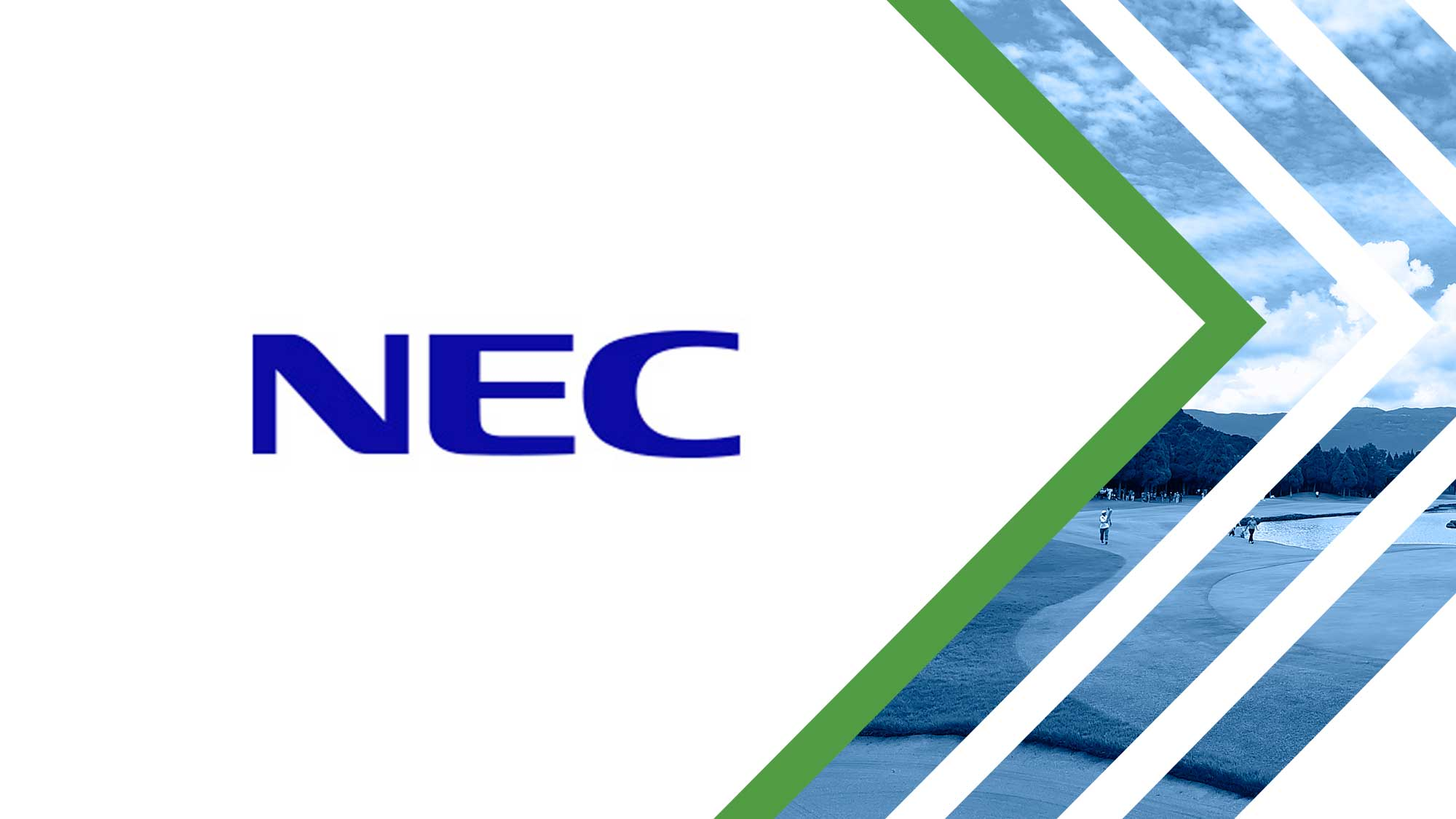 Nec Corporation To Join The Lpga Family As Official Technology Partner