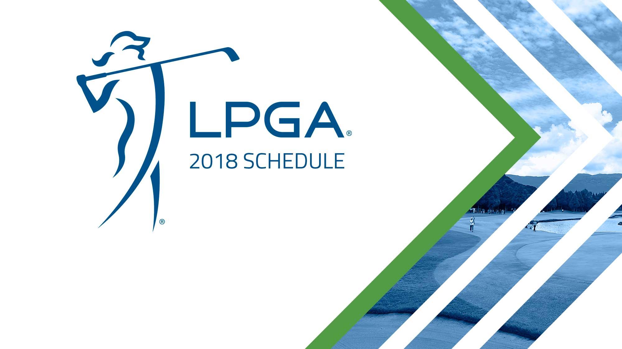 e34e522c9b41e5 LPGA Announces 2018 Season Schedule