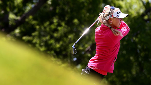 Taylormade Rbz Stage 2 Driver >> What's in the Bag: Jessica Korda | LPGA | Ladies ...