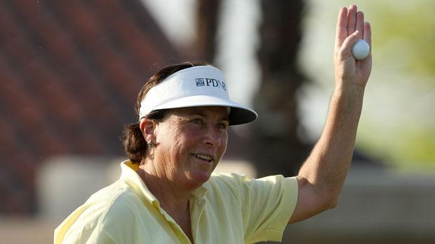 Golfing Legend Amy Alcott Pairs Up With City Of Hope Lpga Ladies