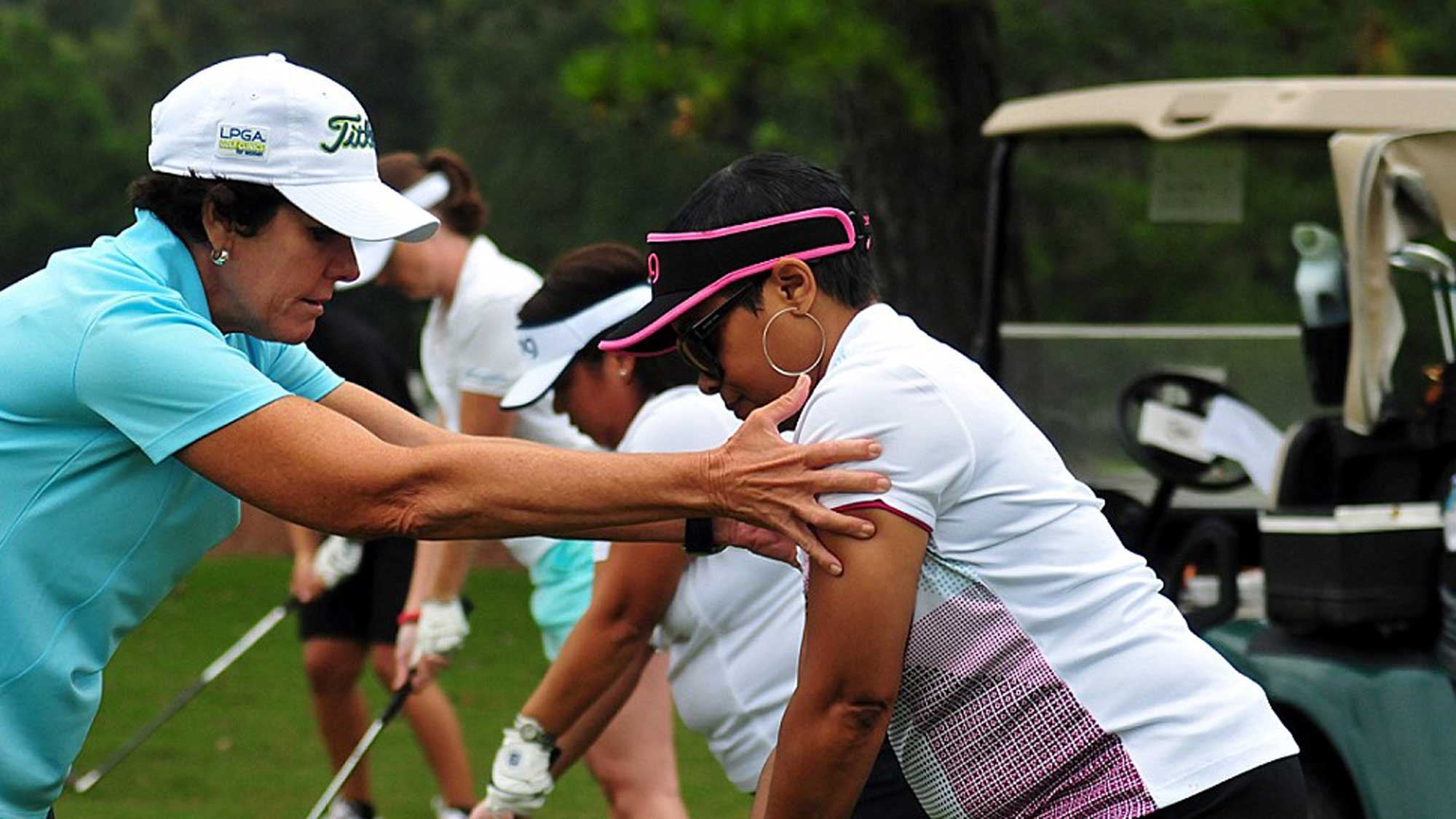 Inaugural List Of The 50 Best Lpga Teachers Presented By Womens
