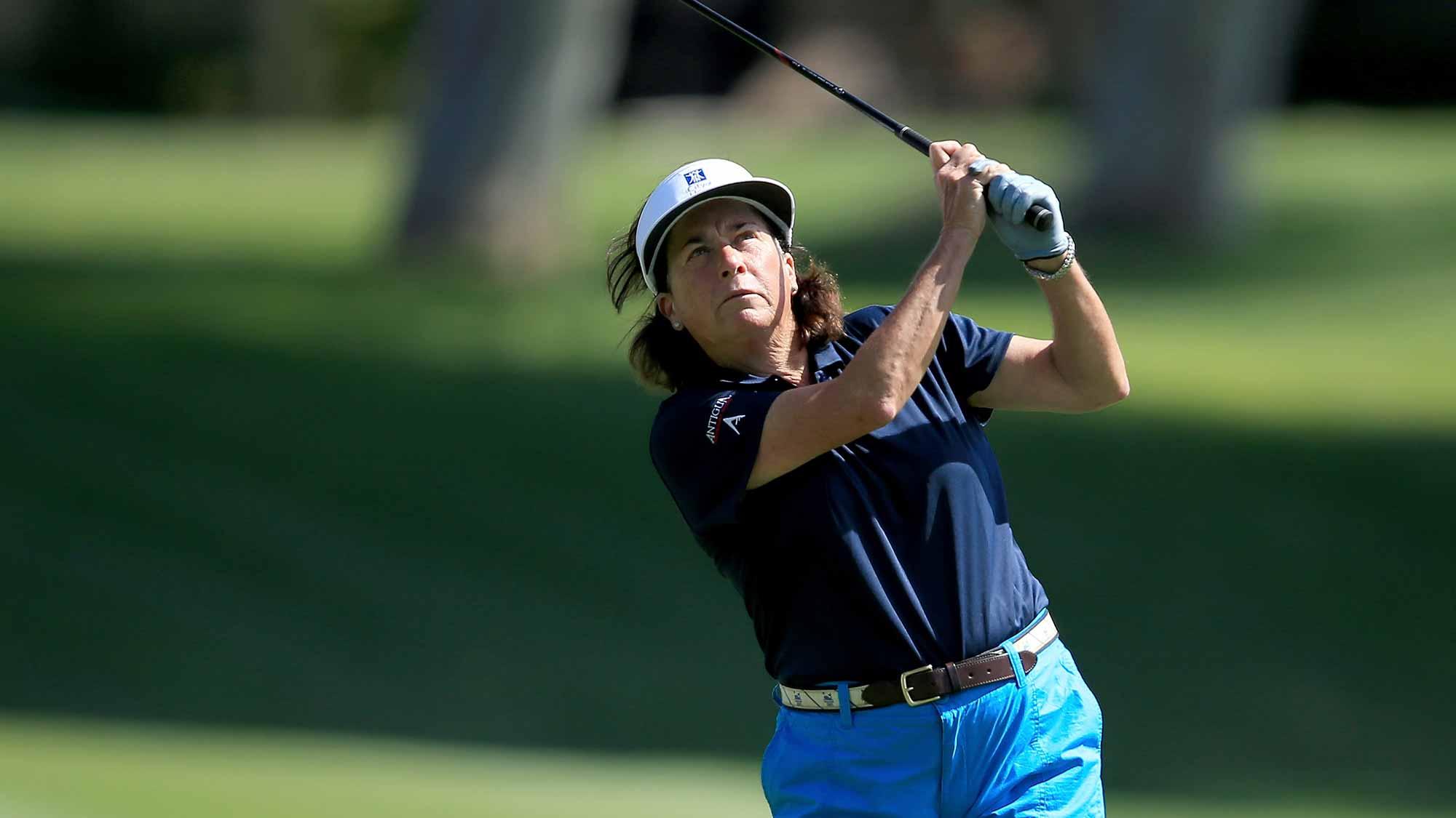 Watch Juli Inkster 7 LPGA majors video