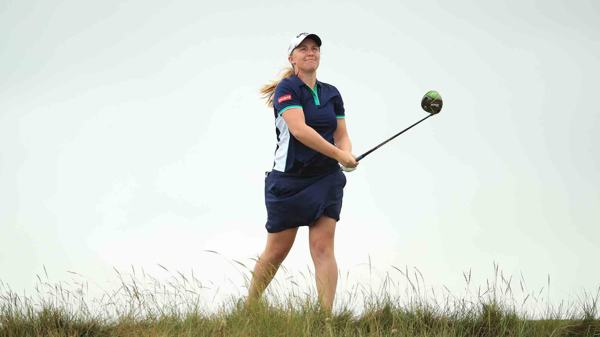 Gemma Dryburgh Instagram | LPGA | Ladies Professional Golf Association