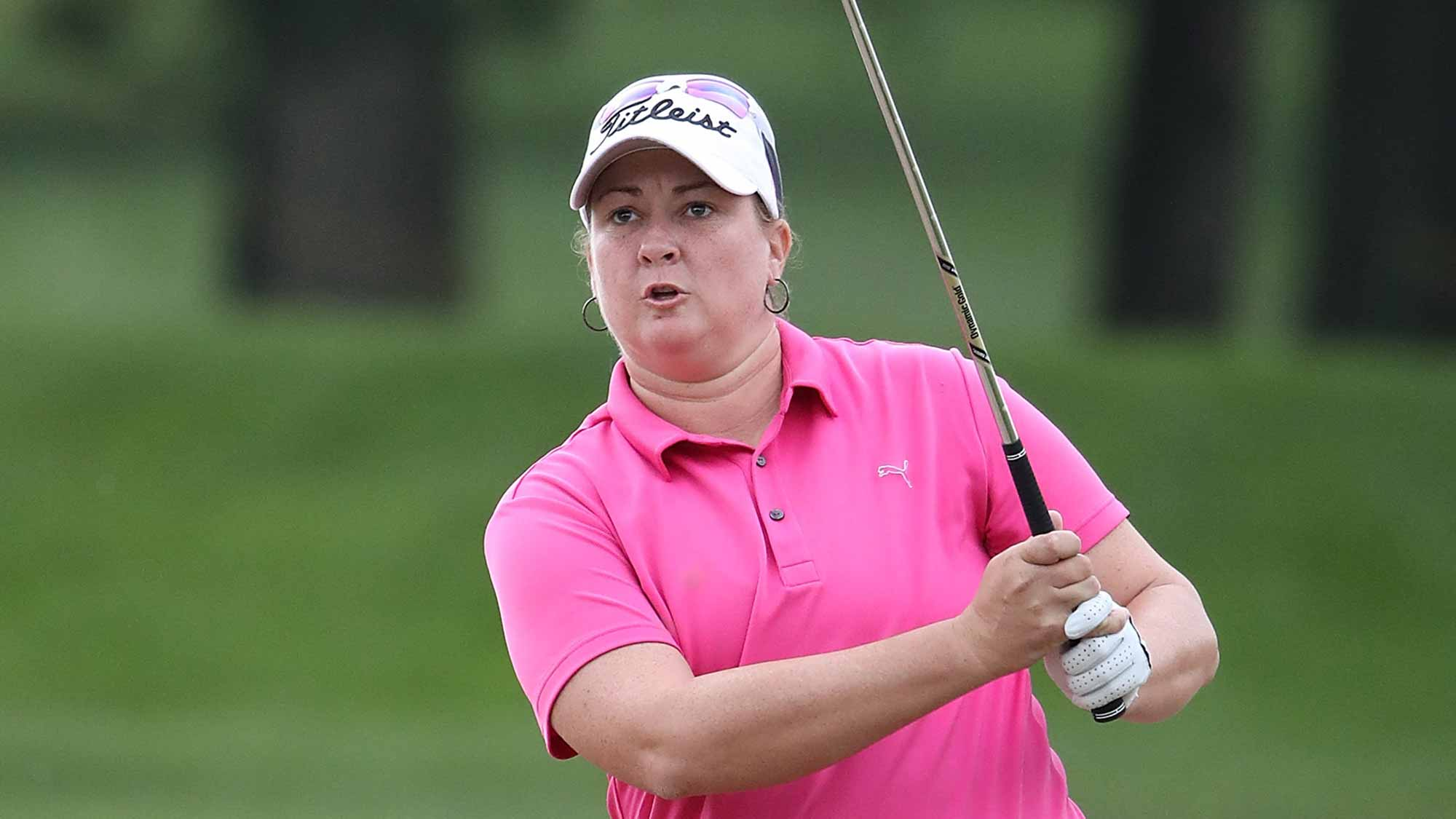 breast cancer Womens golf calendar