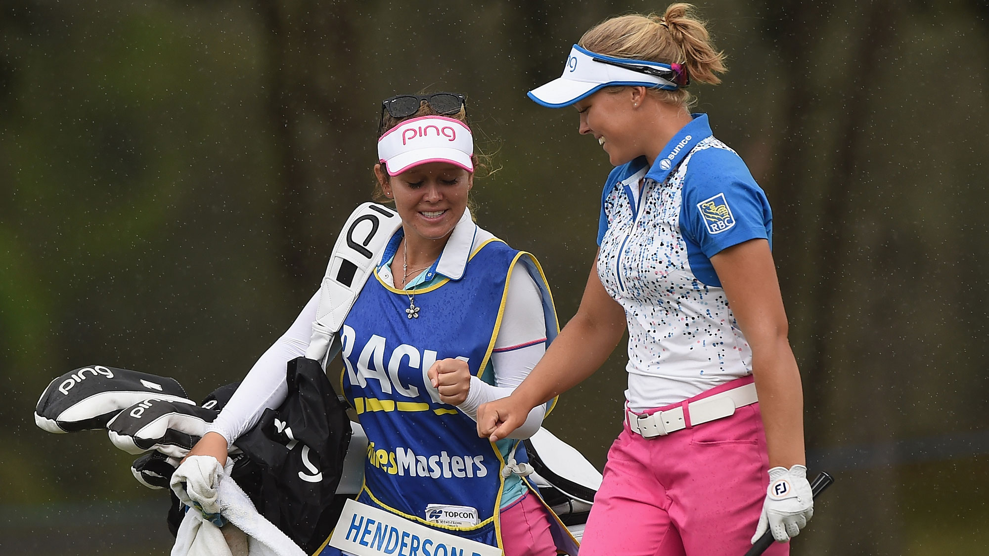 Brooke Henderson Continues To Rise In The Rankings LPGA